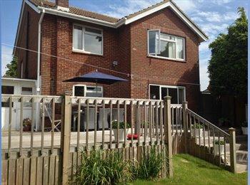 EasyRoommate UK - Hamble Village en suite room available, Weston - £520 pcm