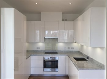 EasyRoommate UK - A Fantastic 3 Bed and 2 Bath Luxury Flat in a Great Location, Stratford - £1,000 pcm