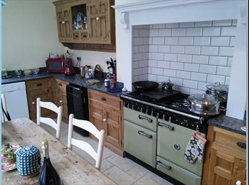 EasyRoommate UK - Large double room available in a beautiful large semi detached Victorian house, Whalley Range - £500 pcm