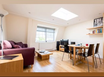 EasyRoommate UK - Bright and airy double bedroom in Southwark, Newington - £825 pcm