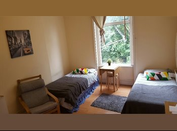 EasyRoommate UK - Beautiful Twin Room available NOW £770pcm ALL bills included!, Cricklewood - £715 pcm