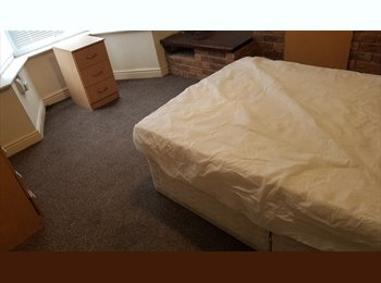 EasyRoommate UK - Derby City Centre DOUBLE Room, Litchurch - £325 pcm