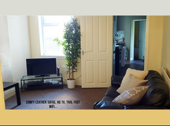 EasyRoommate UK - Awesome Double in 4 bed house, Rotton Park - £475 pcm