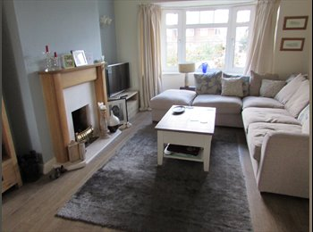 EasyRoommate UK - Double room to rent , Shirley - £450 pcm