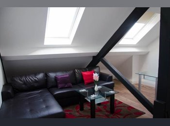 EasyRoommate UK - 10 Albion Street, Spacious 5 bedroom flat, City Centre Location, Leicester - £386 pcm