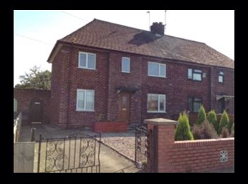 EasyRoommate UK - Quiet understanding professional required, Chester - £450 pcm