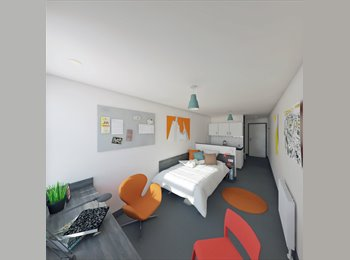 EasyRoommate UK - Modern Furnished Studio available now, Princess Square - £560 pcm