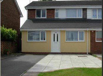 EasyRoommate UK - Professional House Share , Tyseley - £390 pcm