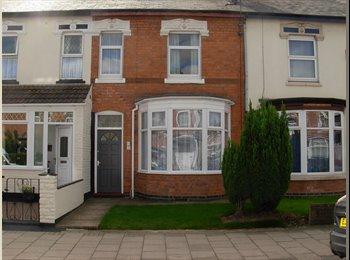 EasyRoommate UK - Friendly, Professional Houseshare, Tyseley - £380 pcm