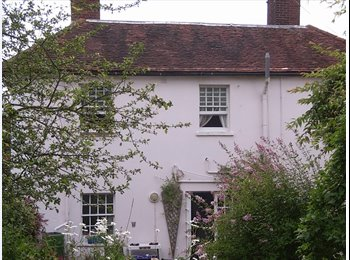 EasyRoommate UK - Large double room in beautiful detached house, Lewes - £500 pcm