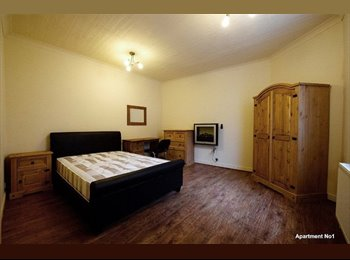 EasyRoommate UK - **ATTENTION BOTH MATURE STUDENTS & PROFESSIONALS** ELEGANTLY SPACIOUS ROOMS TO LET NEAR TOWN - SHORT, Hyde Park - £260 pcm
