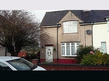 EasyRoommate UK - Lovely double room to rent, Deeside - £500 pcm