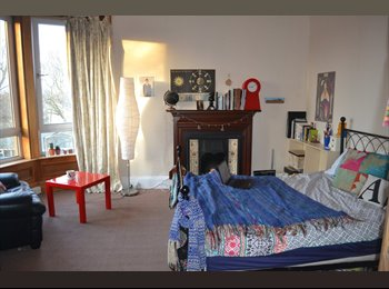EasyRoommate UK - Large Double Bedroom in Bright Flat, Newhaven - £325 pcm