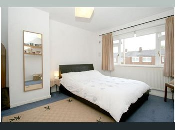 EasyRoommate UK - Large double bedroom in Greenwich / Lewisham area, Lewisham - £650 pcm