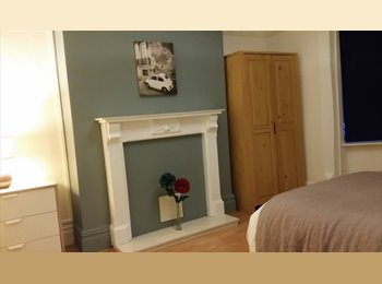 EasyRoommate UK - NO DEPOSIT, large stylish rooms, near centre, Park Dale - £340 pcm