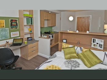 EasyRoommate UK - Studio room is available in city centre, Highgate - £600 pcm