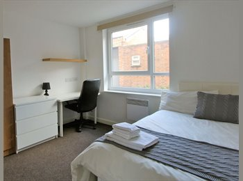 EasyRoommate UK - Luxury Loughborough Student Rooms to Rent , Loughborough - £496 pcm