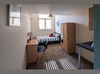 EasyRoommate UK - £85 Pw - En suite room - All Bills Inclusive , Shipley - £340 pcm