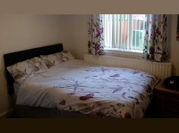 EasyRoommate UK - Lovely Double Room with En-suite Bathroom in Catshill, Longbridge - £433 pcm