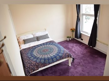 EasyRoommate UK - Furnished clean and tidy room in a shared apartment., Old Town - £400 pcm