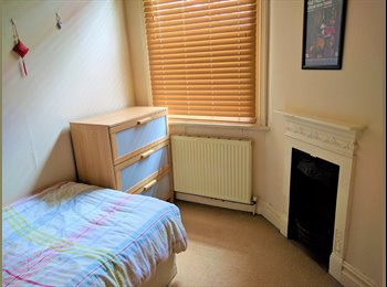EasyRoommate UK - Spacious, Edwardian, garden, great location!  Single room., Alexandra Palace - £430 pcm