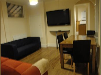 EasyRoommate UK - Double Room All Inclusive of Utility Bills and Council Tax Town Centre Location, Loughborough - £400 pcm