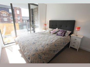 EasyRoommate UK - En-suite double bedroom in E1W, Shadwell - £1,100 pcm