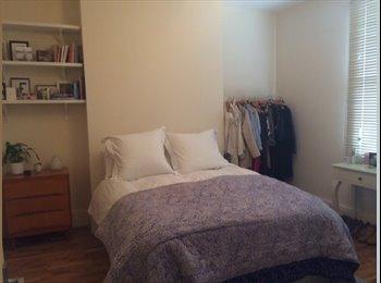 EasyRoommate UK - Double room in beautiful 4 bed house, Hackney - £824 pcm