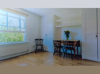 EasyRoommate UK - Short Let - Lovely Double Room off Clapton Square , Lower Clapton - £700 pcm