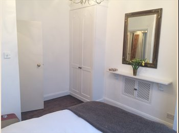 EasyRoommate UK - Beautiful light Double Room in Primrose Hill, Chalk Farm - £1,100 pcm