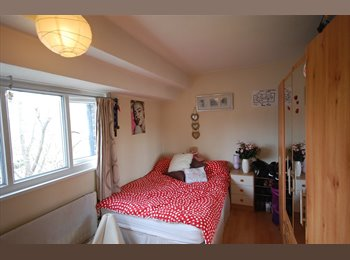 EasyRoommate UK - Large double room in professional flat minutes from station (bills incl), Earlsfield - £630 pcm