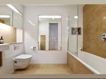 EasyRoommate UK - Dbl Room in Penthouse Apt Rooftop Pool+Concierge, Hackney - £1,130 pcm