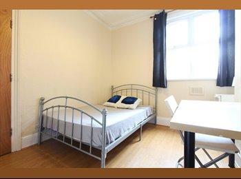 EasyRoommate UK - &* Nice Double Room ~ Tottenham Hale ~, Seven Sisters - £473 pcm