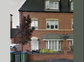 EasyRoommate UK - Single Room to Let, Rotton Park - £300 pcm