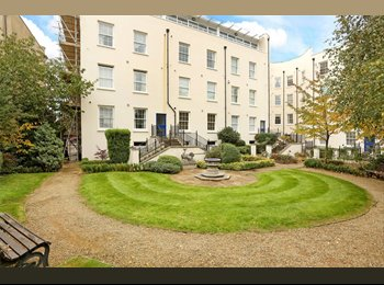 EasyRoommate UK - Ensuite room in stunning Georgian-style flat in Montpellier, Cheltenham - £700 pcm