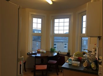 EasyRoommate UK - Extra large bedroom to rent in N10, Muswell Hill - £550 pcm