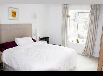 EasyRoommate UK - Light and spacious bedroom en-suite, Woolwich - £740 pcm