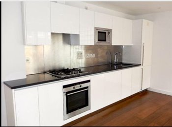 EasyRoommate UK - X ***** 3 ROOMS AVAILABLE IN A 4 BEDROOMS FLAT IN ABBEY ROAD ! , Kilburn - £1,040 pcm