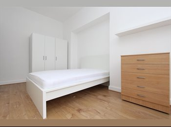 EasyRoommate UK - AN AMAZING DOUBLE ROOMS AVAILABLE TO MOVE IN ASAP#, Shacklewell - £888 pcm