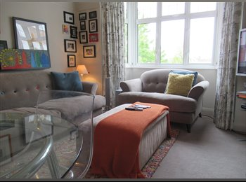 EasyRoommate UK -  Beautiful single room in a lovely flat in Muswell Hill , Muswell Hill - £560 pcm