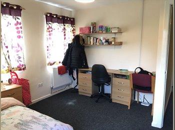 EasyRoommate UK - Double Bedroom in private 2-Bedroom Apartment near UCLAN, Preston - £396 pcm