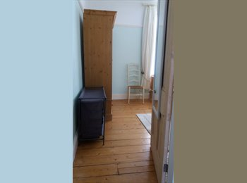 EasyRoommate UK - Good size double bedroom in Peverell 350 pm, Home Park - £350 pcm