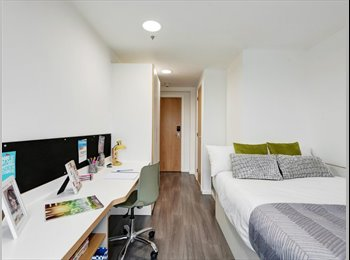 EasyRoommate UK - Liverpool Double En Suite Flat Located in City Center Built 2016, Liverpool - £480 pcm