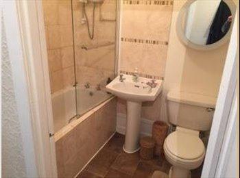 EasyRoommate UK - QUIET TOP FLOOR FLAT, DOUBLE BEDROOM, Possilpark - £330 pcm