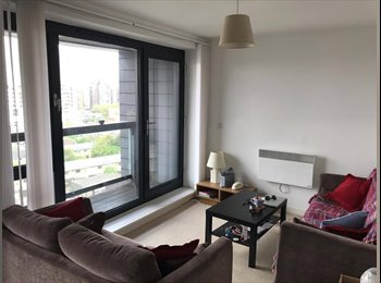 EasyRoommate UK - **Double Bedroom-10Mins from Canary Wharf**, Canning Town - £775 pcm
