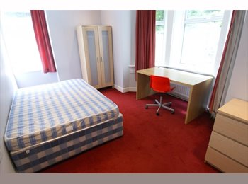 EasyRoommate UK - Double bedroom available for 1 year in a friendly flat, Headingley - £304 pcm