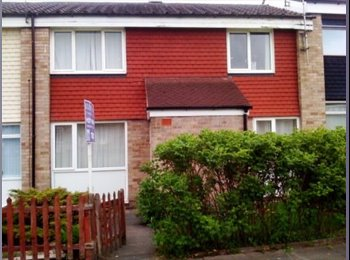 EasyRoommate UK - 3x DOUBLE FURNISHED ROOMS AVAILABLE IN SHARED HOUSE, HARBORNE, Harborne - £343 pcm