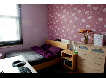 EasyRoommate UK - Double room in two bed flatshare close to Wood Green High Street, Turnpike Lane - £688 pcm