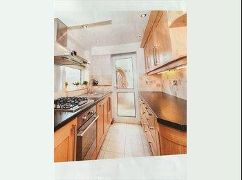 EasyRoommate UK - Clean tidy quite room, Turnpike Lane - £650 pcm