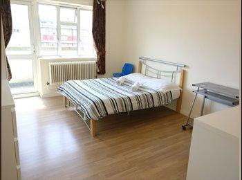 EasyRoommate UK - ***AMAZING DOUBLE ROOM IN WHITECHAPEL***, Whitechapel - £866 pcm